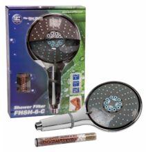 Zuhanyszűrő - exkluzív zuhanyfej, szűrőbetéttel (FHSH)
