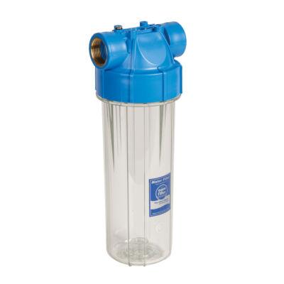 """Szűrőház hideg vízre, 10""""-os, max.: 6 bar 1/2"""" BB"""