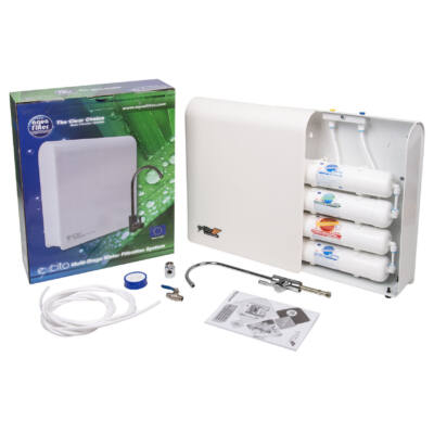 Ásványi anyagokat megtartó víztisztító (EXCITO)