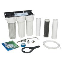 Víztisztító berendezés - fokozatok száma: 3 (FP3)