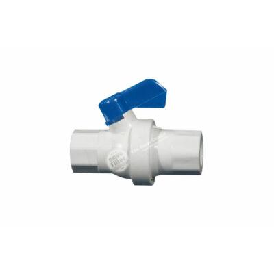 """Golyóscsap - műanyag, JACO 1/4"""" x 1/4"""""""