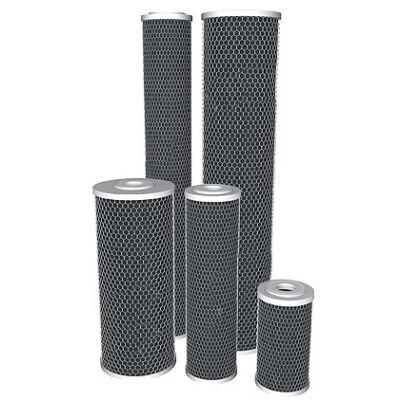 Aktív szén szűrőbetétek 20 x 2,5'' FCCBL