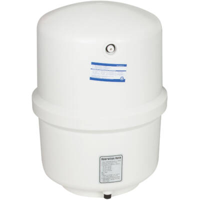 Tartály - műanyag, ozmózis víztisztítókhoz 9,7 - 12 liter