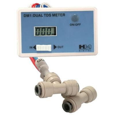 Mérőműszer - TDS mérő, online, LCD kijelzővel